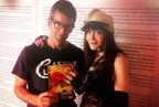 Jeff Feuerzeig - Gallery - Author: The JT Leroy Story