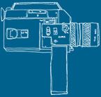 Camera Line Art