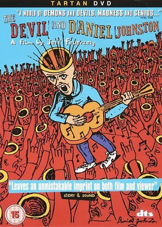 The Devil and Daniel Johnston - DVD Cover