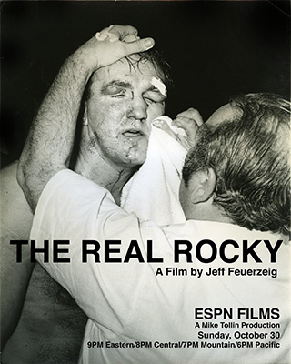 The Real Rocky - Poster